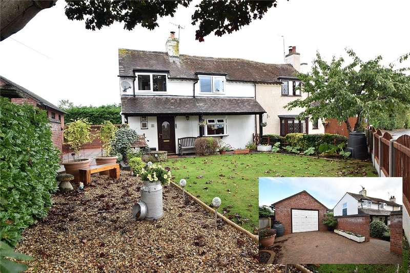 3 Bedrooms Semi Detached House for sale in Lyfs Lane, Kempsey, Worcester, Worcestershire