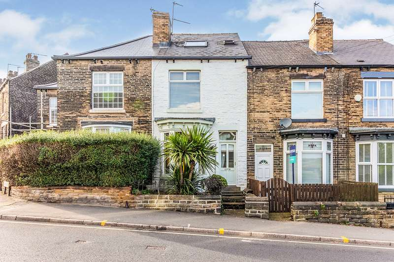 3 Bedrooms House for sale in Walkley Lane, Sheffield, South Yorkshire, S6