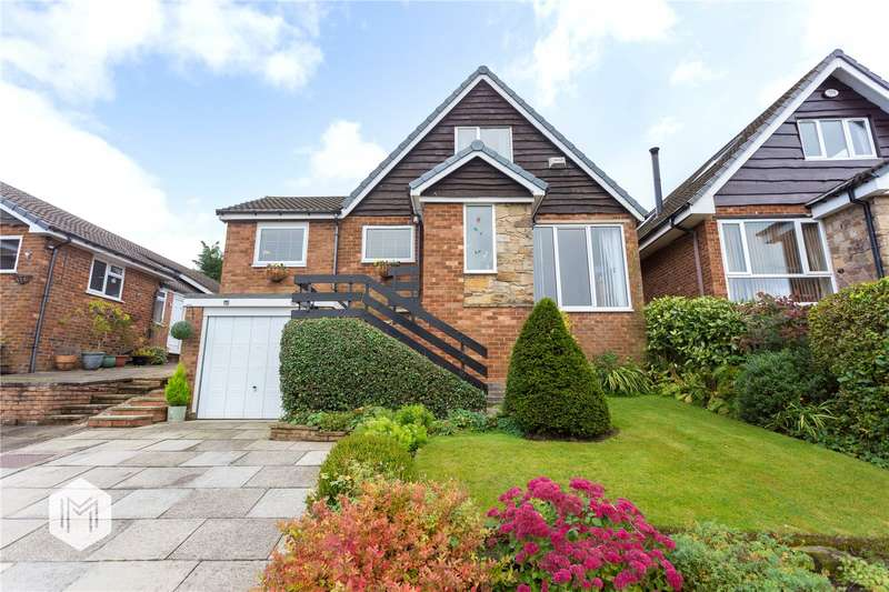 4 Bedrooms Detached House for sale in Waddington Close, Bury, Greater Manchester, BL8