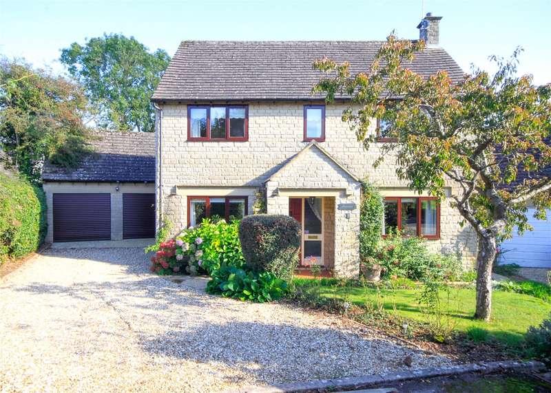 4 Bedrooms Detached House for sale in Glebe Lane, Kemble, Cirencester, GL7