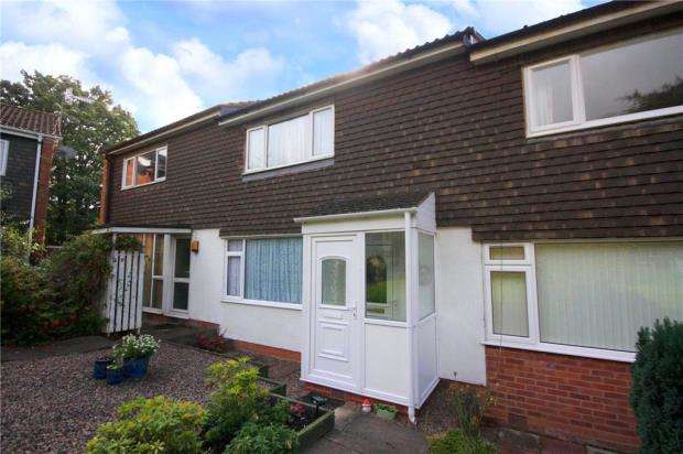 2 Bedrooms Terraced House for sale in Rose Hill, Worcester, Worcestershire