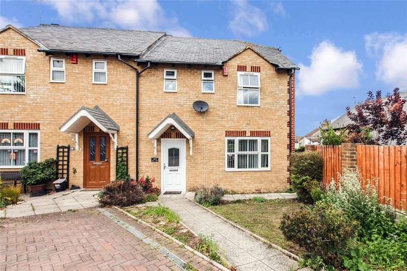 3 Bedrooms Semi Detached House for sale in Sun Lane, Gravesend, Kent, DA12