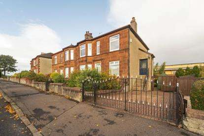 2 Bedrooms Flat for sale in Greystone Avenue, Rutherglen, Glasgow, South Lanarkshire
