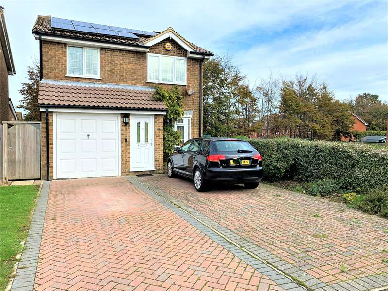 3 Bedrooms Detached House for sale in Naseby Avenue, Folkestone, Kent CT20 3SJ