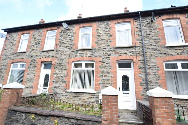 3 Bedrooms Terraced House for sale in Penybryn Terrace, Pontllanfraith, Blackwood