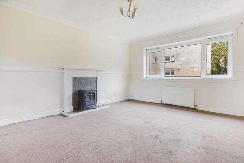 2 Bedrooms Apartment Flat for sale in Pine Crescent, Greenhills, EAST KILBRIDE