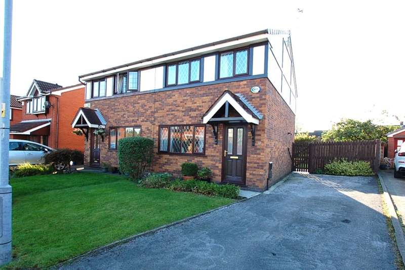 3 Bedrooms Semi Detached House for sale in The Ladysmith, Ashton-Under-Lyne, OL6