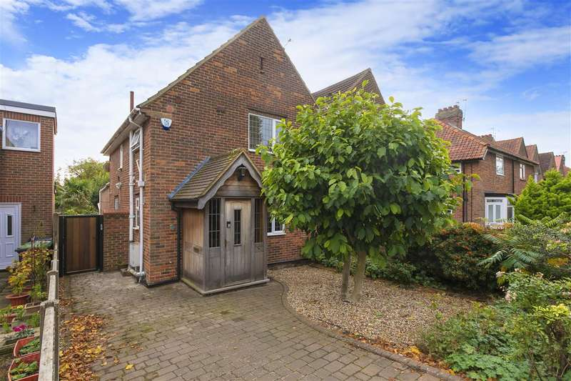 3 Bedrooms Semi Detached House for sale in Forty Acres Road, Canterbury