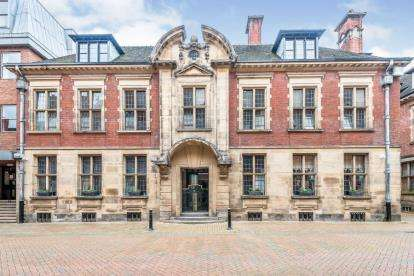 3 Bedrooms Flat for sale in Martin Street Mansions, 15 Martin Street, STAFFORD