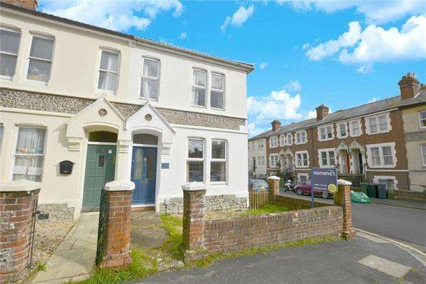 4 Bedrooms End Of Terrace House for sale in Canute Road, Winchester, Hampshire