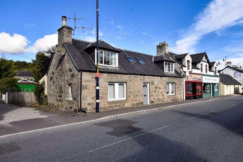 4 Bedrooms End Of Terrace House for sale in Newtonmore