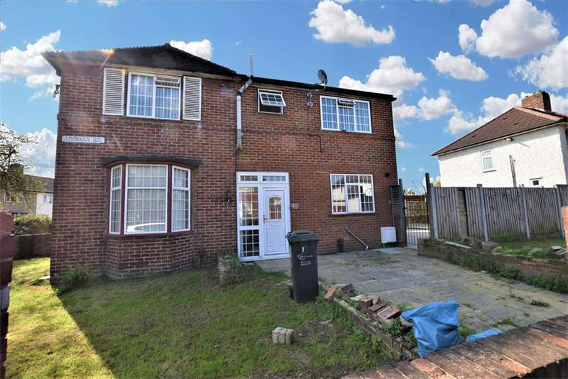3 Bedrooms Semi Detached House for sale in Adomar Road, Dagenham, RM8