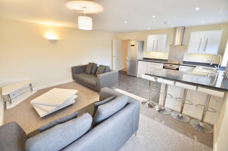 2 Bedrooms Flat for sale in The Swans, Radcliffe Road, West Bridgford