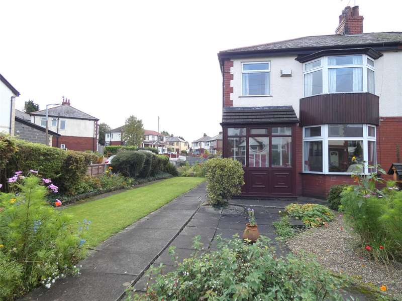 3 Bedrooms Semi Detached House for sale in Hope Avenue, Bolton, BL2