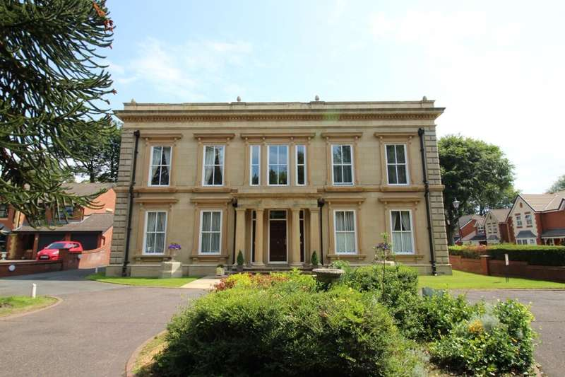 2 Bedrooms Flat for sale in Manchester Road, Bury, BL9