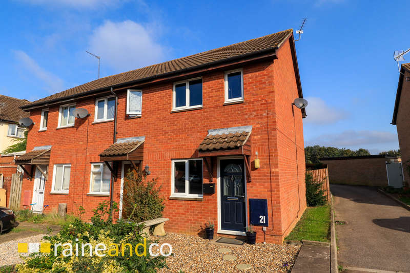 2 Bedrooms End Of Terrace House for sale in The Paddocks, Codicote, SG4