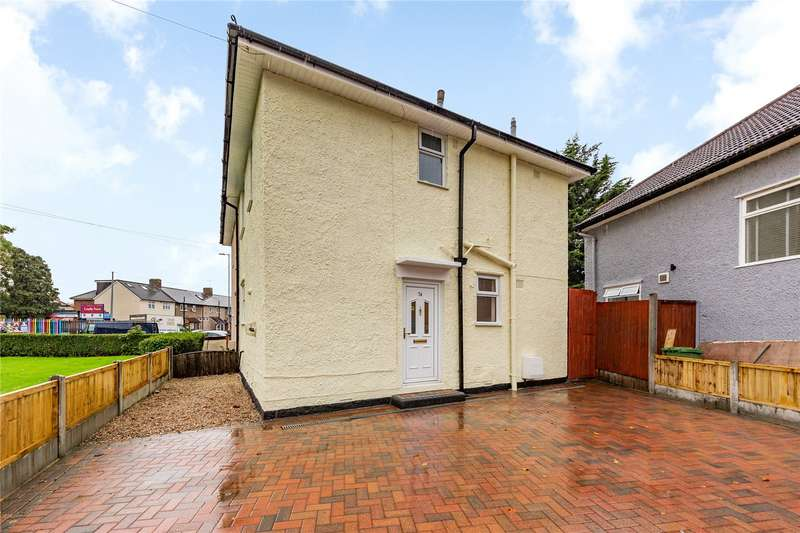 3 Bedrooms Semi Detached House for sale in Lindisfarne Road, Dagenham, RM8