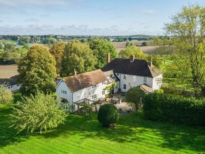 8 Bedrooms Detached House for sale in Snow Hill, Great Easton, Dunmow