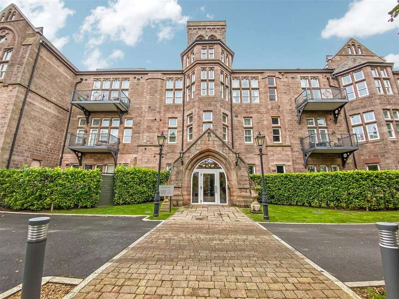 3 Bedrooms Apartment Flat for sale in The Residence, Kershaw Drive, Lancaster