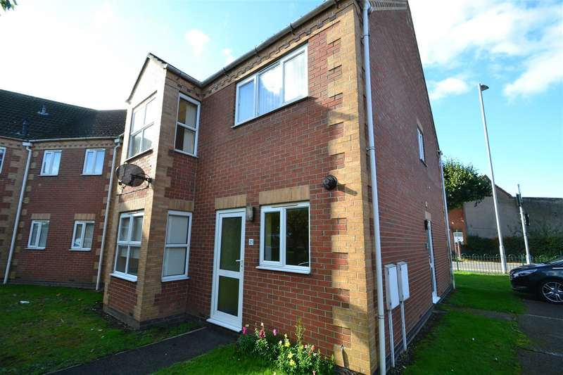2 Bedrooms Apartment Flat for sale in Annies Wharf, Loughborough, LE11 1LD