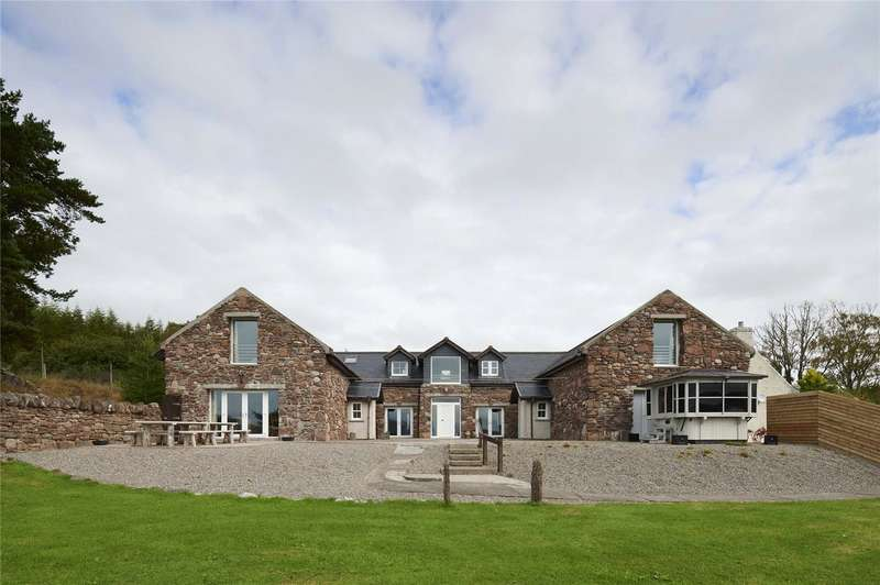 9 Bedrooms Detached House for sale in Easterton Of Duntelchaig, Farr, Inverness-Shire, IV2