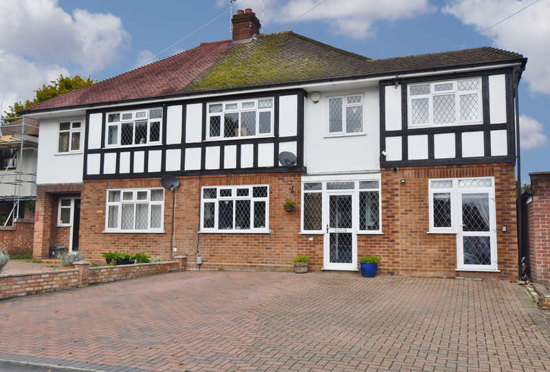 5 Bedrooms Semi Detached House for sale in Horseshoe Lane, Watford