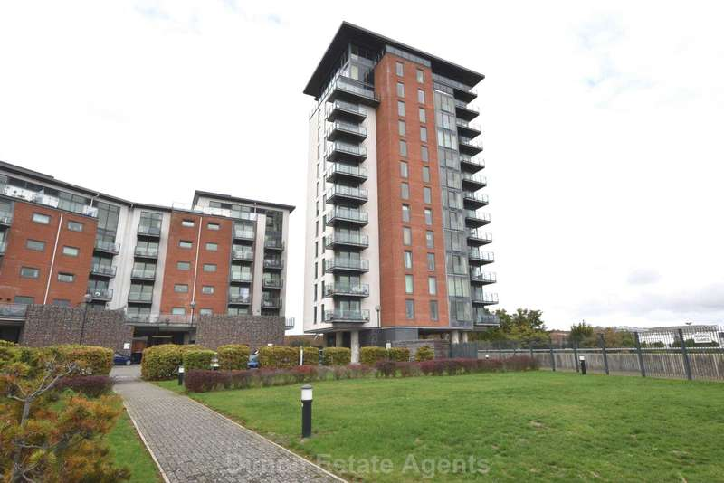 2 Bedrooms Flat for sale in Harlequin Court, Rope Quays