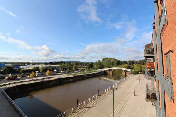 2 Bedrooms Flat for sale in Millwright House, Diglis Dock Road, Diglis, Worcester
