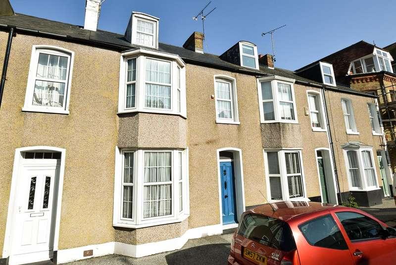 3 Bedrooms Terraced House for sale in Mortimer Street, Herne Bay