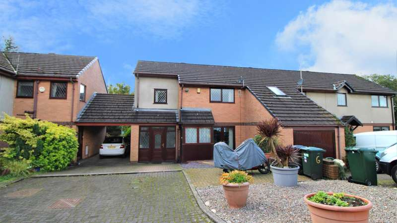 3 Bedrooms Semi Detached House for sale in Greenacre Court, Lancaster
