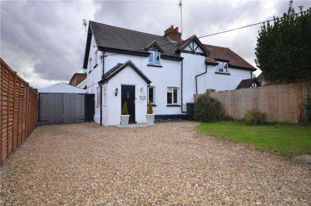 3 Bedrooms Semi Detached House for sale in Old Kempshott Lane, Basingstoke, Hampshire