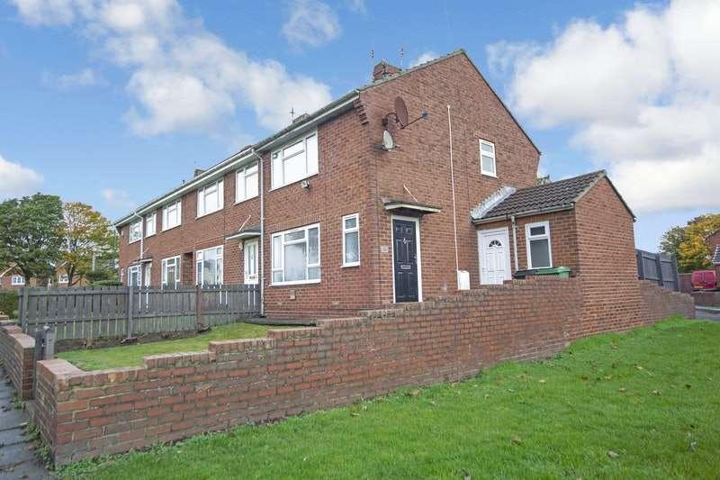 2 Bedrooms Semi Detached House for sale in North Ridge, Bedlington, Northumberland, NE22