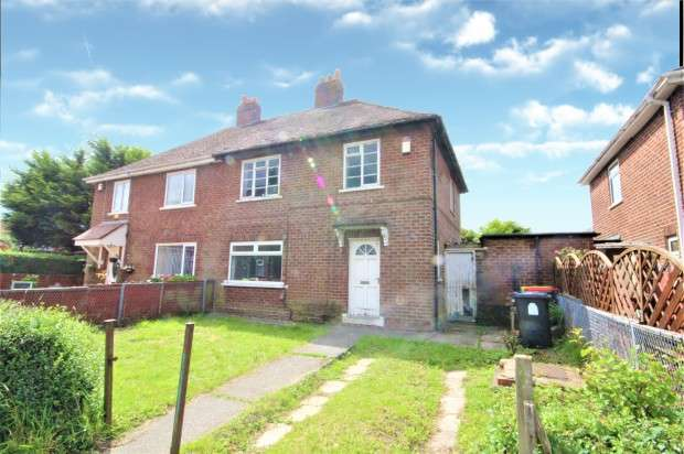 3 Bedrooms Semi Detached House for sale in Grizedale Place, Preston, PR2