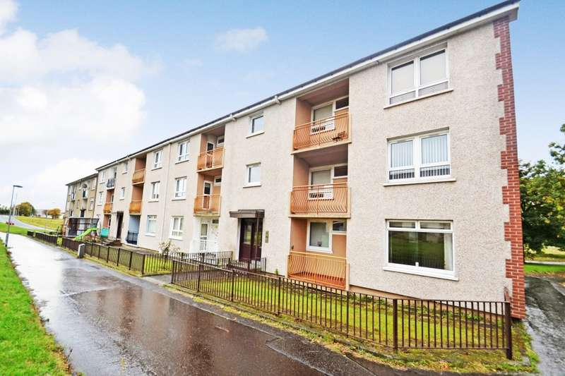 2 Bedrooms Flat for sale in 5 Mossvale Square, Craigend, G33