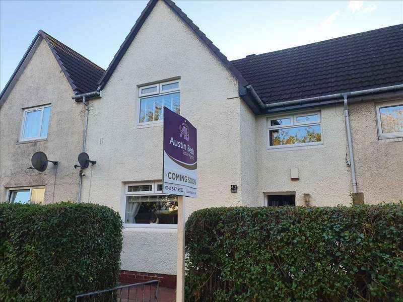 4 Bedrooms Terraced House for sale in Toryglen Road, Rutherglen, Glasgow