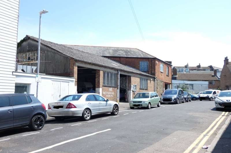 Garages Garage / Parking for sale in Garage/Workshop/Office For Sale On Charlotte Street, Folkestone, CT20