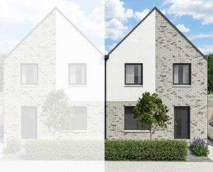 3 Bedrooms Semi Detached House for sale in The Primary, Gartshore Road, Kirkintilloch