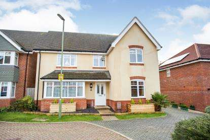 5 Bedrooms Detached House for sale in Clanfield, Waterlooville, Hampshire