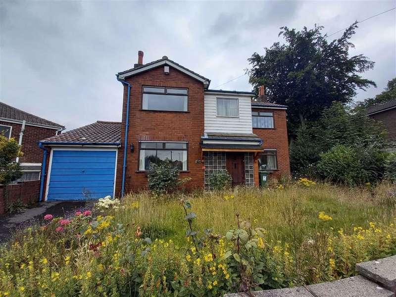 3 Bedrooms Detached House for sale in Vicarage Road, Ashton-under-lyne