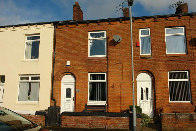 2 Bedrooms Terraced House for sale in Chestnut Street, Chadderton, Oldham