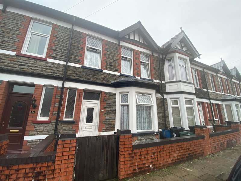 2 Bedrooms Terraced House for sale in Llanwern Street, Newport