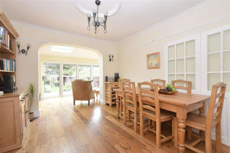 4 Bedrooms Semi Detached House for sale in Aberdare Avenue, , Drayton, Portsmouth, Hampshire
