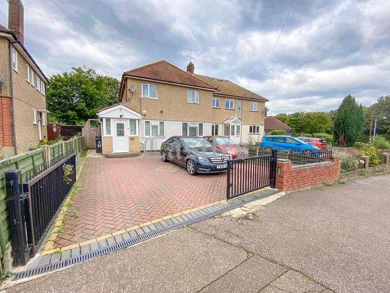 3 Bedrooms Semi Detached House for sale in Beechfield Walk, Waltham Abbey, Essex, EN9