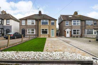 3 Bedrooms Semi Detached House for sale in Wennington, Rainham, Essex