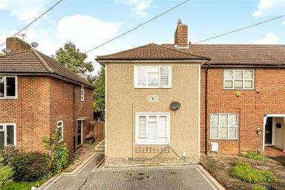 2 Bedrooms End Of Terrace House for sale in Brook Lane, Bromley