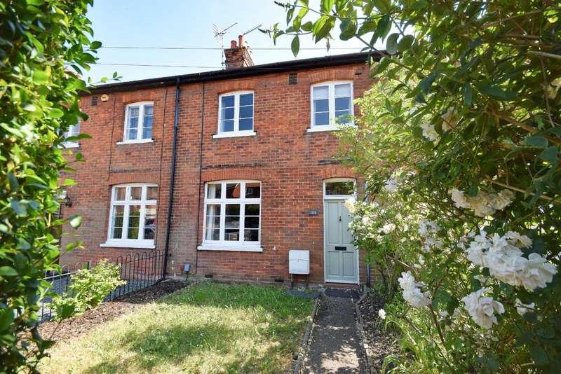 3 Bedrooms Terraced House for sale in Brookvale , Basingstoke, RG21