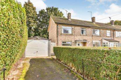 3 Bedrooms End Of Terrace House for sale in James Andrew Crescent, Sheffield, South Yorkshire
