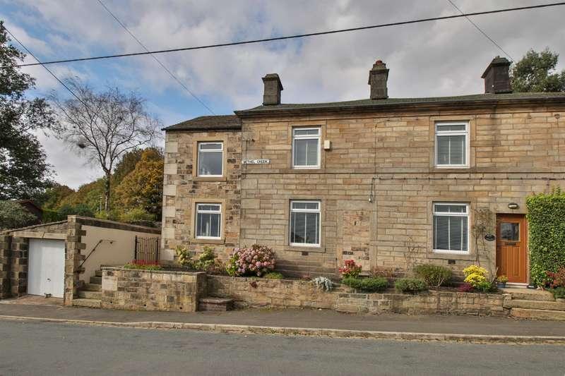 3 Bedrooms Semi Detached House for sale in Bethel Green, Calderbrook Road, Littleborough, OL15 9ND