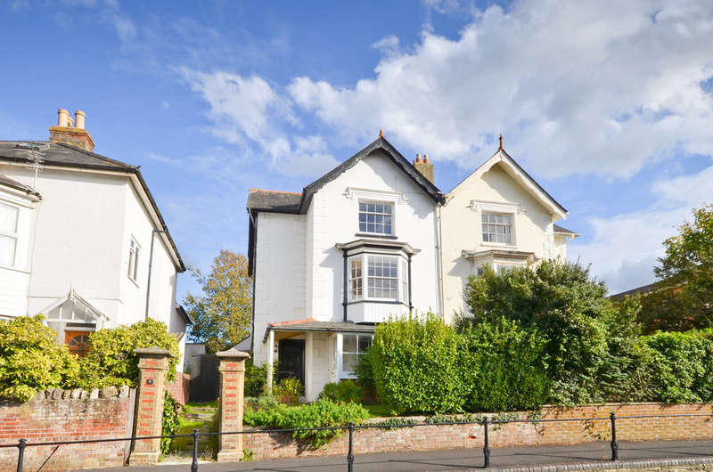 5 Bedrooms Semi Detached House for sale in Newport, Isle of Wight