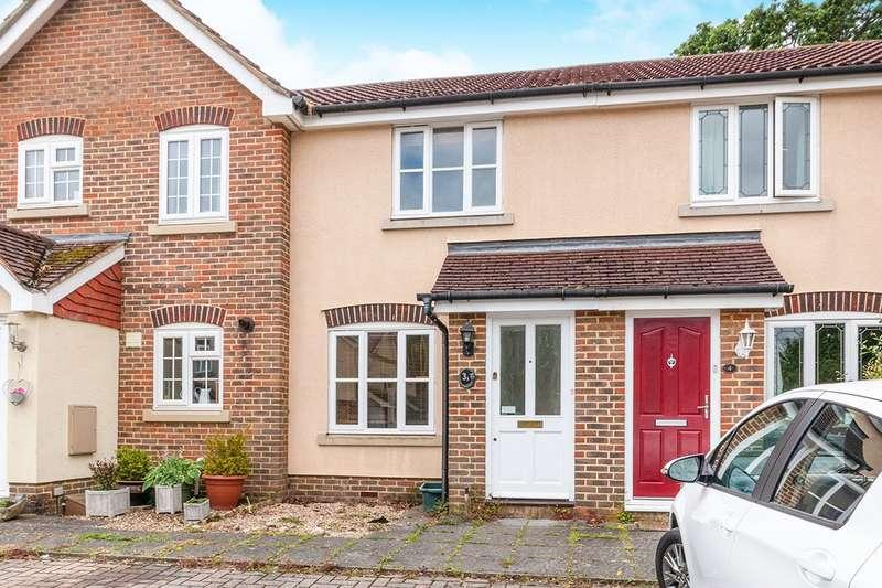 2 Bedrooms House for sale in Aghemund Close, Chineham, Basingstoke, Hampshire, RG24